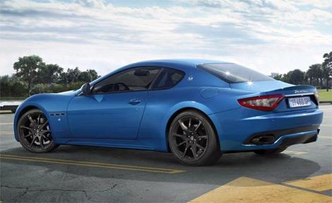 Компания Maserati привезет в Женеву 460-сильное купе под названием GranTurismo Sport