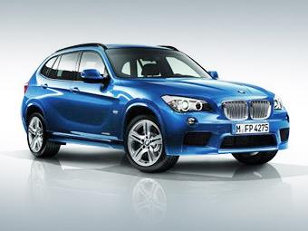BMW X1 получит 320-сильную версию M Performance