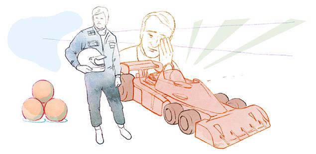 Как хитрили в автомобильном спорте. Фото 1