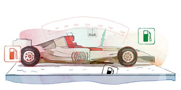 Как хитрили в автомобильном спорте. Фото 2