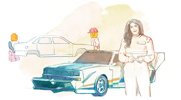 Как хитрили в автомобильном спорте. Фото 3