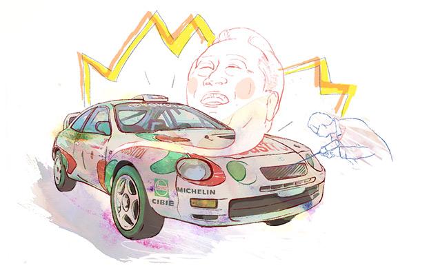Как хитрили в автомобильном спорте. Фото 4