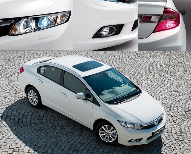 Тест-драйв седана Honda Civic нового поколения