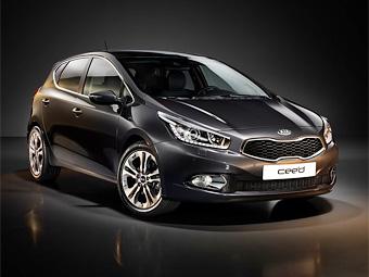 Новый Kia cee'd начнут выпускать в России в апреле