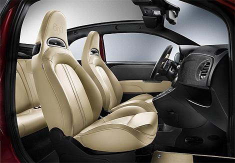 Кабриолет Abarth 695 Tributo Maserati со 180-сильным мотором произведут тиражом 499 штук. Фото 1