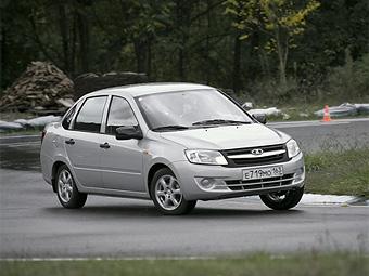 Для украинцев Lada Granta подорожает на 35 тысяч рублей