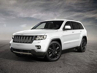 Компания Jeep показала перспективные спецверсии двух моделей