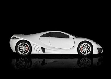 В Женеве дебютирует среднемоторное заднеприводное купе GTA Spano. Фото 1