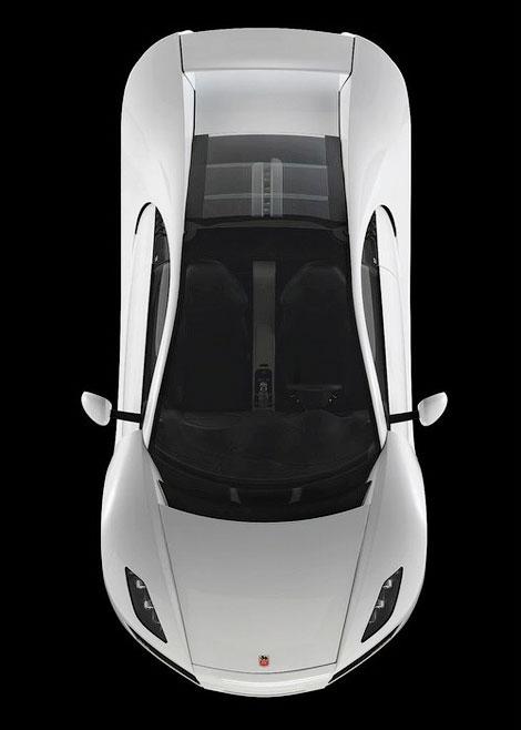 В Женеве дебютирует среднемоторное заднеприводное купе GTA Spano. Фото 3