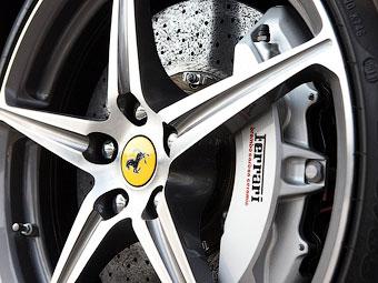Преемник Ferrari 599 разгонится до 200 километров в час за 8,5 секунды
