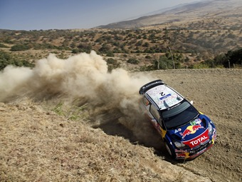 FIA удалось обеспечить хронометраж всех гонок WRC 2012 года