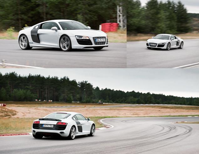 Примеряем на себя комбинезон пилота Audi R8 LMS. Фото 13