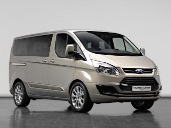 """В Женеве Ford покажет """"кинетический"""" фургон"""