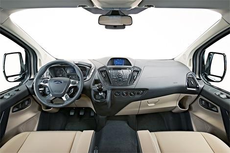 Компания Ford привезет на Женевский автосалон прототип фургона Transit следующего поколения