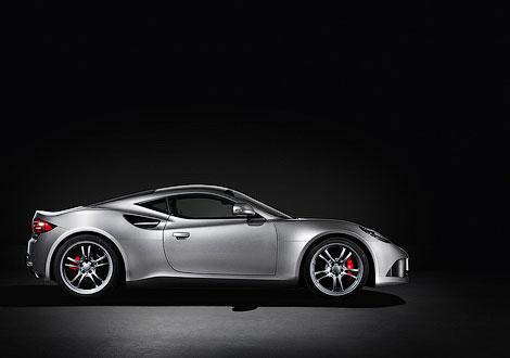 Купе Artega GT получит открытую модификацию