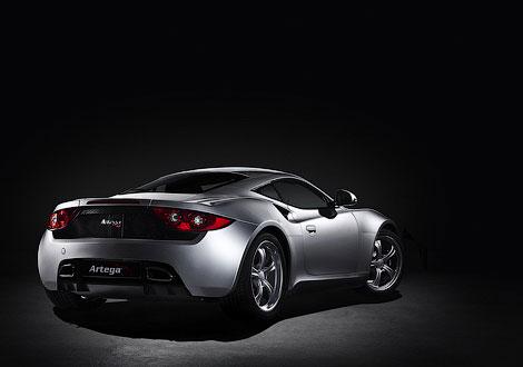 Купе Artega GT получит открытую модификацию. Фото 1