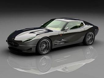 Швейцарцы решили выпускать настоящий британский спорткар