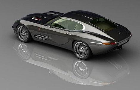 Карбоновое 550-сильное купе начнут собирать в Великобритании через полтора года