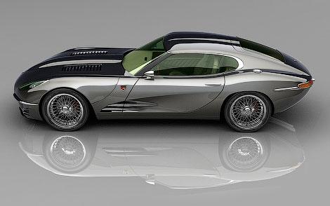 Карбоновое 550-сильное купе начнут собирать в Великобритании через полтора года. Фото 2