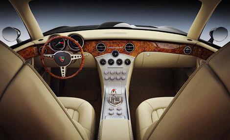 Карбоновое 550-сильное купе начнут собирать в Великобритании через полтора года. Фото 3
