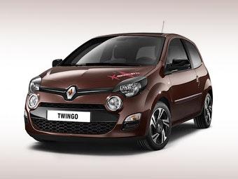 Renault отпраздновала день святого Валентина спецсерией Twingo