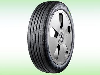 Компания Continental начала выпуск шин для гибридов и электрокаров