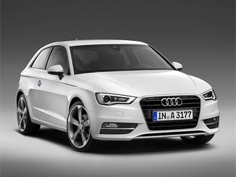 Внешность Audi A3 полностью рассекретили раньше срока