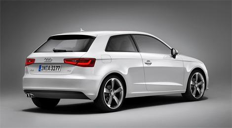 Фотографии Audi A3 нового поколения попали в сеть за две недели до официальной премьеры