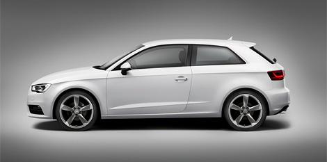 Фотографии Audi A3 нового поколения попали в сеть за две недели до официальной премьеры. Фото 2