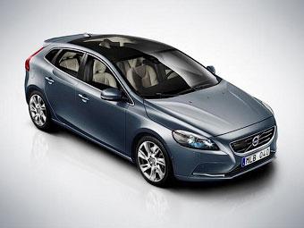 Появились первые официальные снимки новой модели Volvo