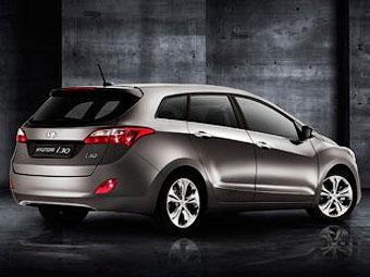 Hyundai i30 стал универсалом