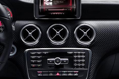 Компания продемонстрировала экран новой мультимедийной системы