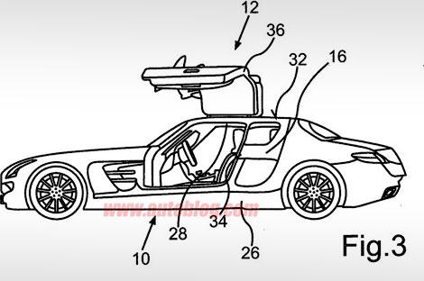 Появились изображения новой модификации суперкара. Фото 1