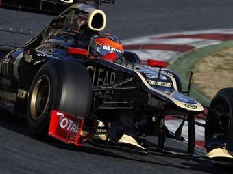 Команда Lotus попросит у соперников разрешение на индивидуальный тест