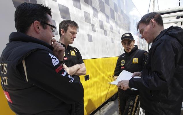 Первое интервью Петрова после перехода в Caterham. Фото 3
