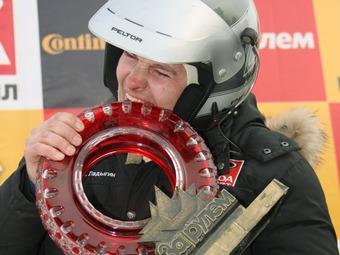 Ладыгин опередил пилотов Формулы-1 в суперфинале Гонки звезд