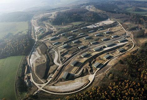 Завершается строительство новой 4,2-километровой гоночной трассы. Фото 1