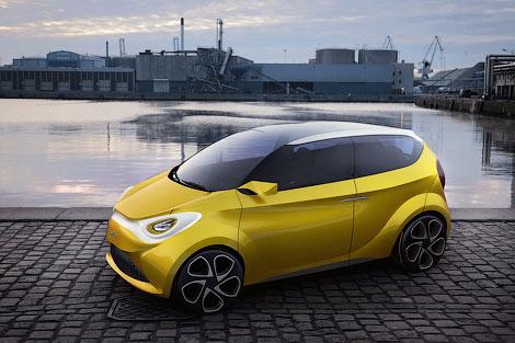 Началась разработка модульного автомобиля под названием SCI hyMod. Фото 3