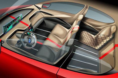 Началась разработка модульного автомобиля под названием SCI hyMod. Фото 4