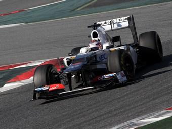 Камуи Кобаяси стал быстрейшим по итогам четырех дней тестов Формулы-1