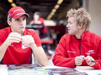 Сэм Бёрд сразится с Бьянки и Алешиным в Формуле-Renault 3.5