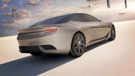 В Женеву компания привезет 816-сильный спортивный автомобиль