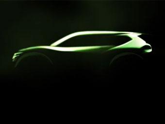 Предвестника нового Nissan X-Trail представят в Женеве