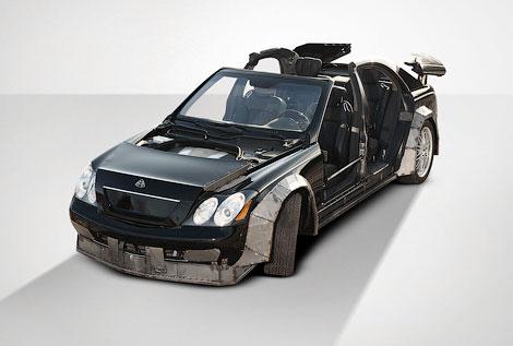 Снимавшийся в клипе Otis лимузин продадут за 100-150 тысяч долларов. Фото 3
