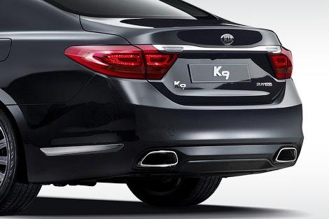 Производитель распространил официальные фотографии модели K9. Фото 3