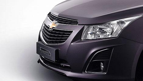 Модели Cruze изменили дизайн передней части кузова и добавили нового оборудования
