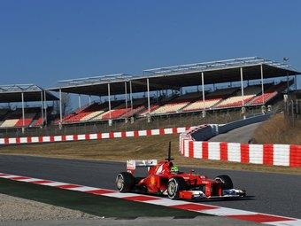 FIA запретила Ferrari и Red Bull переносить финальные тесты