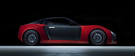 Компания Roding Automobile представит в Женеве свою первую модель. Фото 1