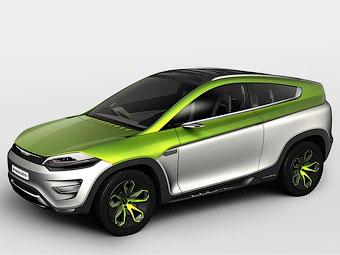 Компания Magna Steyr построила автомобиль-трансформер