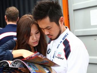 Дрифтер из Гонконга проведет полный сезон в чемпионате мира WTCC